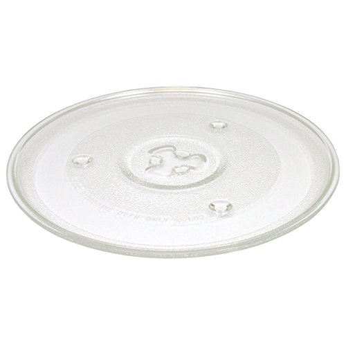 First4Spares Microwave Turntable Glass Plate 10 5/8