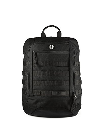Mission Critical - Men's Carrier Daypack - Made For Dads - Black
