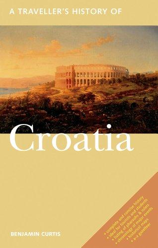 A Traveller's History of Croatia, Benjamin Curtis