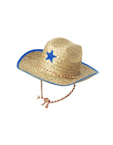 Child Cowboy Hat - Blue Star