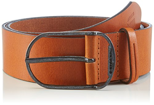 G-Star Carley belt wmn-Cintura Donna    Brun (cognac 559) 85 cm