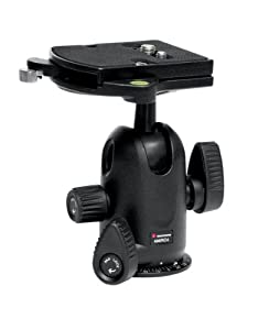 Manfrotto 498RC4 Ball Head with Quick Release Replaces Manfrotto 488RC4; manu. price = $139.88