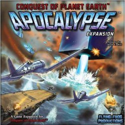 Conquest Planet Earth Apocalypse