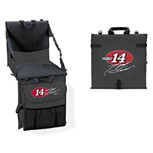 Nascar Tony Stewart Seat Cushion Cooler With Back by BSI PRODUCTS, INC.