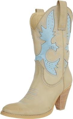 Very Volatile Women's Rio Grande Boot,Beige,6 B US