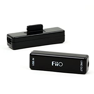 FiiO L7 Line Out Dock (LOD) Cable For E7 USB DAC/AMP
