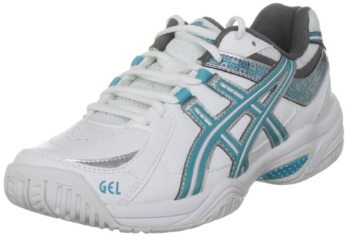 Asics Women's Gel Pivot 8 W White/Pacific Ocean/Silver Court Trainer R255Y 0162 8.5 UK