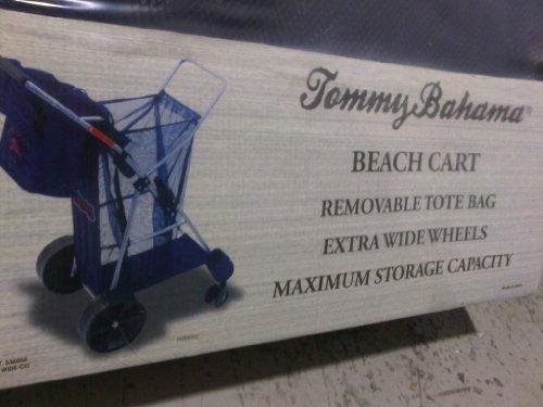 Tommy Bahama All Terrain Beach Cart front-968611