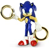 Sonic The Hedgehog 3-inch Action Figure Sonic and Gold Rings