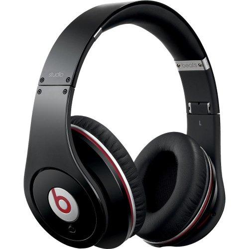 Beats Studio OverEar Headphone (Black)