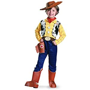 Child Toy Story Woody Deluxe Costume