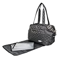 Mabyland Luxury Mini Elite Changing Bag Set (Black) by MaByLand