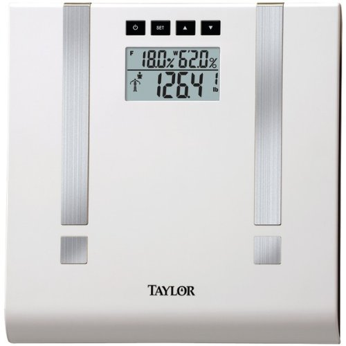 Image of NEW TAYLOR 57684012F BODY FAT SCALE (57684012F) (57684012F)