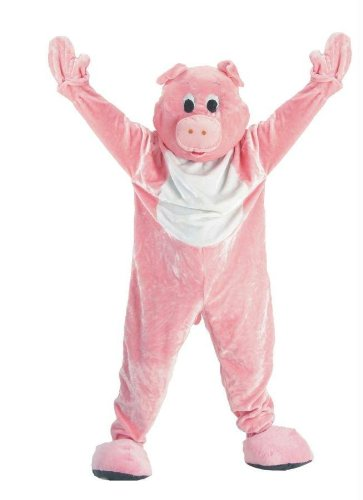 Costumes For All Occasions Up303 Pig Mascot