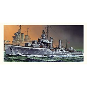Dragon 1/350 U.S.S. BUCHANAN DD-484, 1942