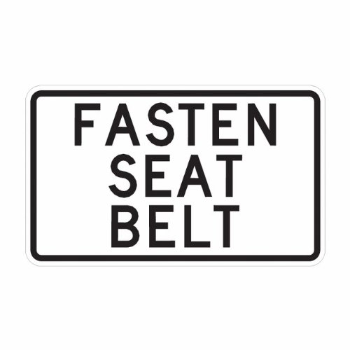 White Seat Belts