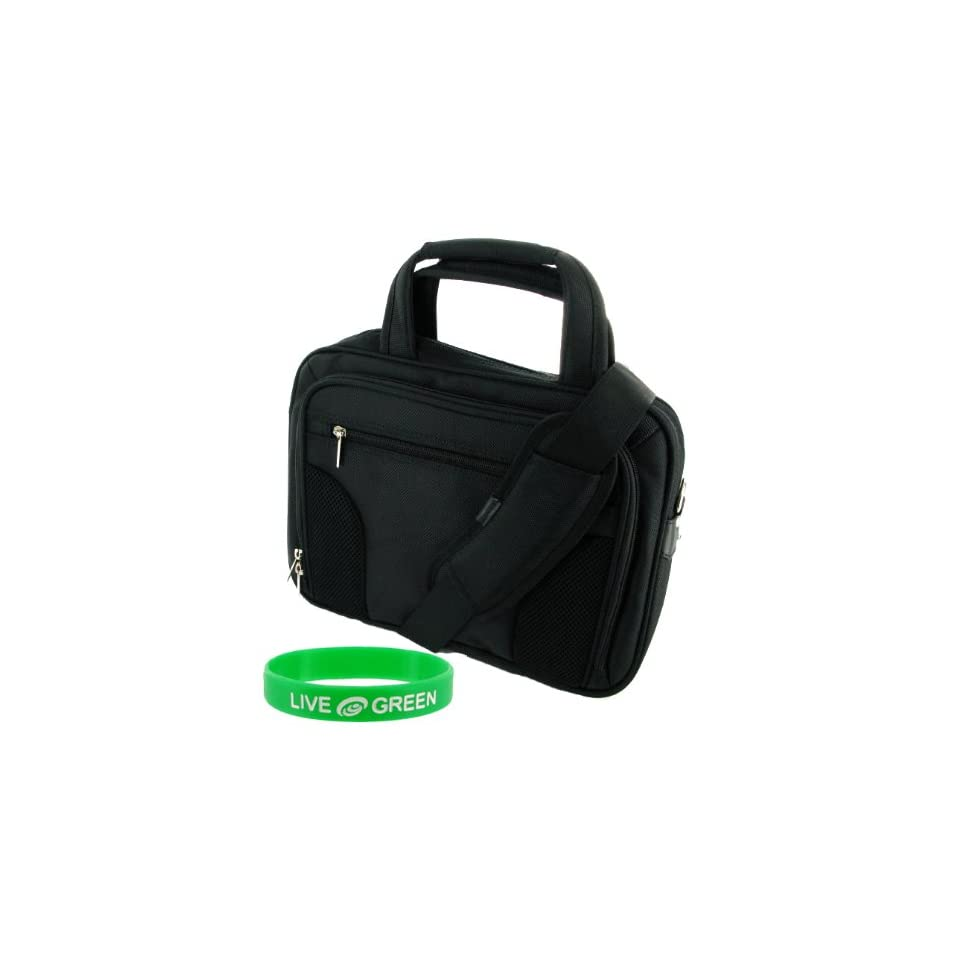 Deluxe Netbook Carrying Case for Dell Inspiron Mini 10 Inch Netebook Electronics