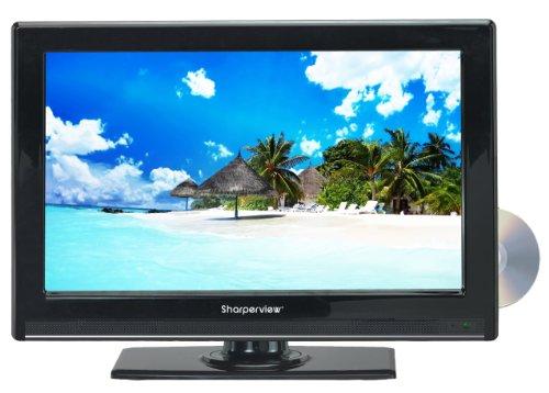 Supersonic SV-1224 24-Inch 60Hz LED-Lit TV