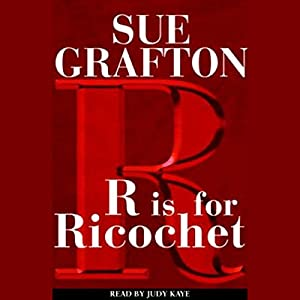 R is for Ricochet Audiobook