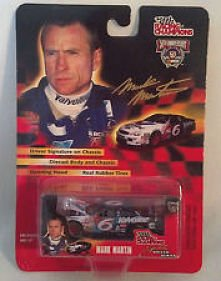1999 NASCAR Racing Champions Signature Driver Series Mark Martin #6 Valvoline Ford Taurus 1/64 Diecast