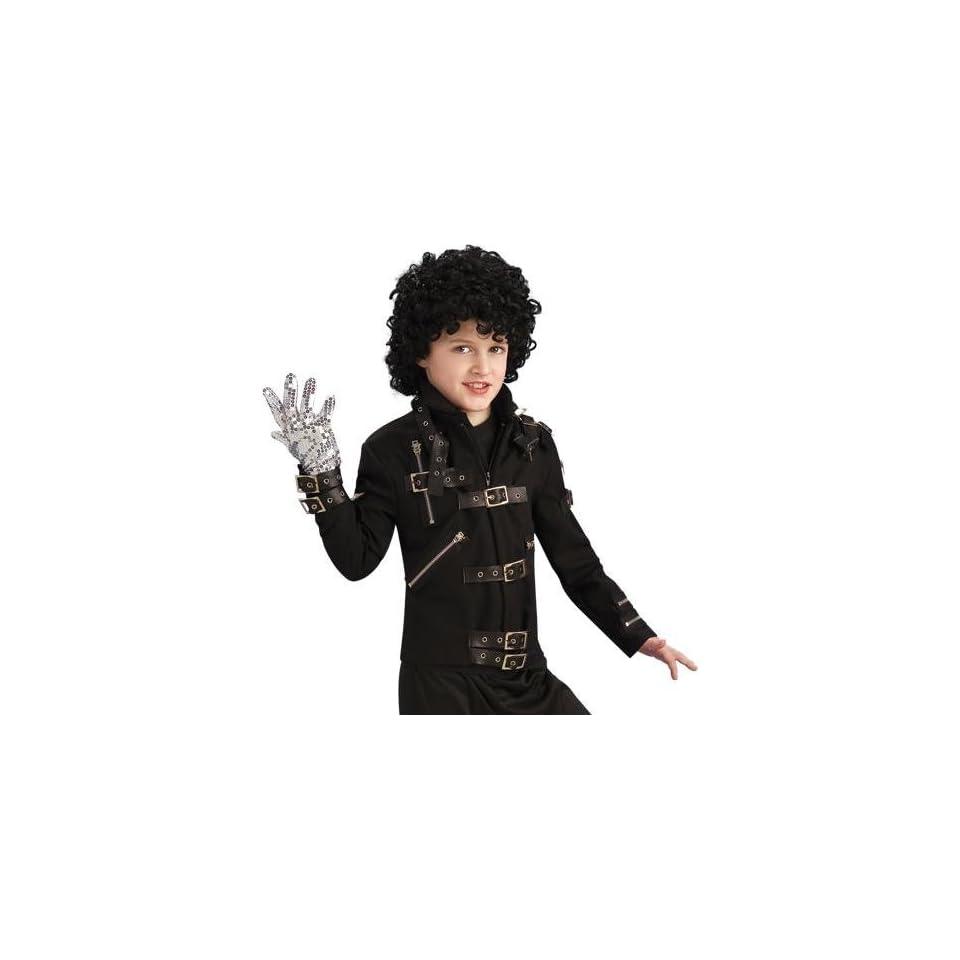 Deluxe Michael Jackson Bad Kids Jacket
