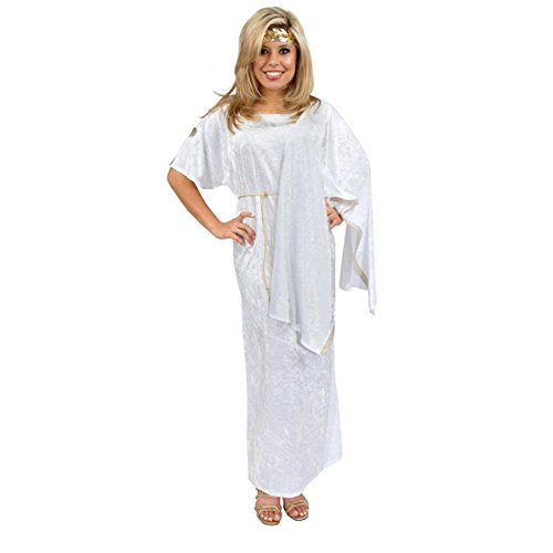 Plus Size Greek Goddess Athena Costume - Size 1X (18-22)