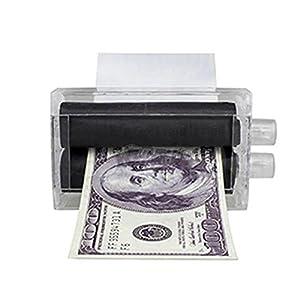 1PC New Magic Trick Money Printing Machine Money Maker