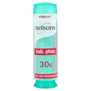 Nelsons Clikpak Kali Phos 30c