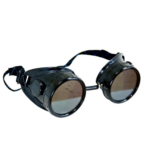 Black Welding Cup Goggles - 50mm Eye Cup