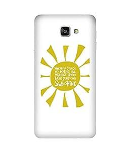 Sunshine Samsung Galaxy A9 Case