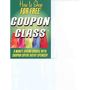 How to Shop For Free: Coupon Class