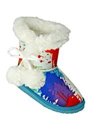 Children's Dawgs LoudMouth Australian-style Side-tie Boots