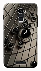 GADGETMATE Coolpad Note 3 Lite Printed Back Cover(For Coolpad Note 3 Lite )