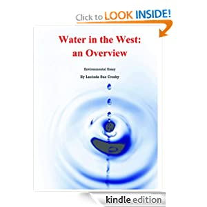 Logo for Water in the West: The Scary Truth about our most Precious Resource