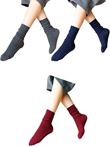 zando-cushion-soft-solid-sleep-boot-cotton-socks-for-women-girl-chirstmas-gift-mix-color-3-pairs-b