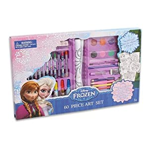 frozen toys for girls 60 piece frozen art set