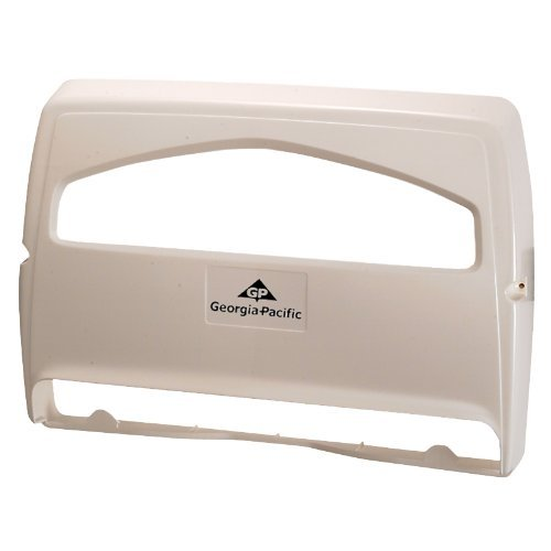 georgia-pacific-57710-safe-t-gard-1-2-fold-toilet-seat-cover-dispenser-white-by-safe-t-gard-by-safe-