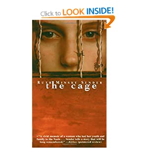 The cage ruth minsky sender essay writer