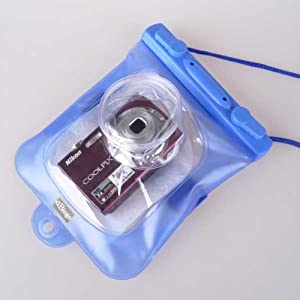 Neewer Underwater Camera Waterproof Dry Jacket Case Lens Diving wp12
