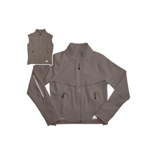 Giacca Nike ACG & giubbotto marrone manica della giacca rimovibile, 22038