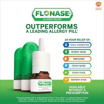Flonase Nasal Spray Reviews