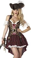 California Costumes Women's Eye Candy - Sexy Swashbuckler Costume