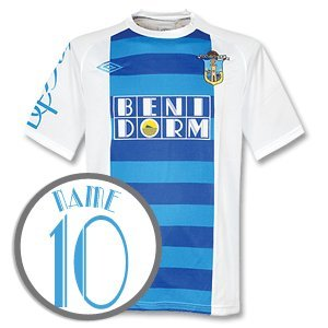 10-11 Benidorm CF Home Shirt - L