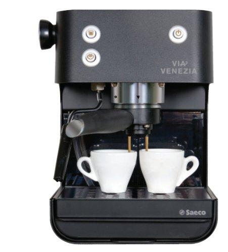 Saeco Coffee Maker Reviews Ratings : Saeco Coffee Maker Via Venezia Espresso