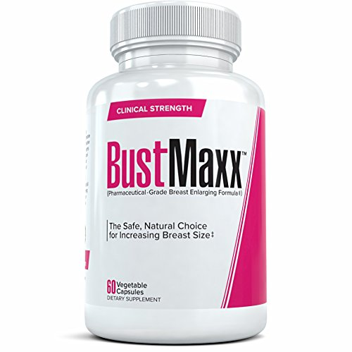 BUSTMAXX-The-Worlds-TOP-RATED-Breast-Enlargement-Bust-Enhancement-Pills-Natural-Female-Augmentation-That-Works-60-Capsules