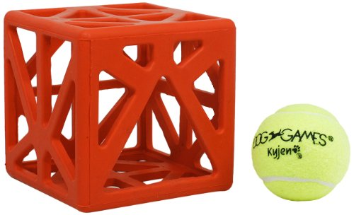 Kyjen Dog Games Cagey Cube