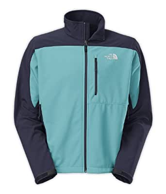 The North Face Mens Apex Bionic Jacket Style: AMVY-K0F Size: S Storm Blue,Cosmic Blue