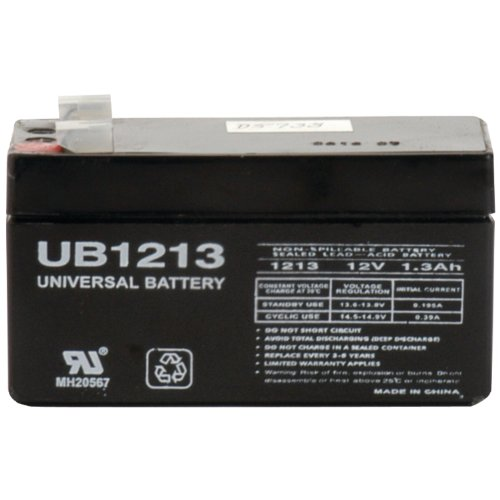UPG 85938 Ub1213 Sealed Lead Acid Battery