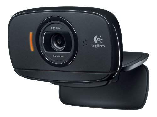 Logitech HD Webcam C525, Portable HD 720p Video