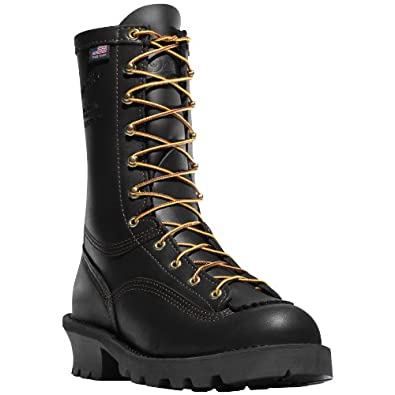 Danner Women's Flashpoint Ii Fire Work Boots,Black,6 M